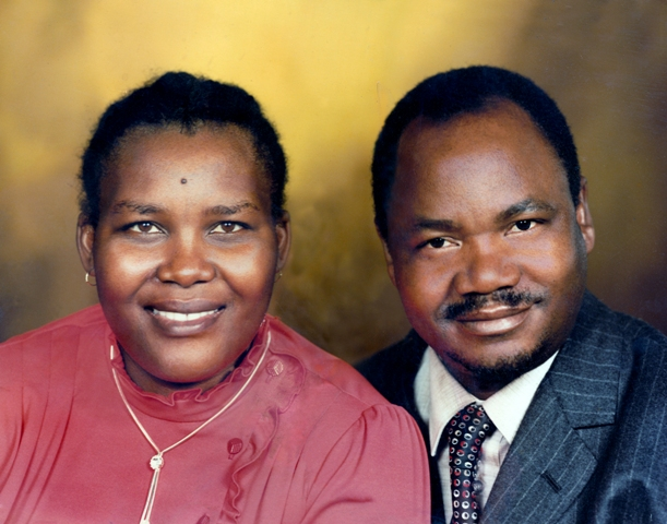 Mwansa and Lydia Folotiya (Founders)