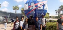 JETS Secondary Club Travels to NASA, Florida
