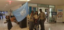 Child Rights Club Members Visit the UN Headquarters, New York – September 2017