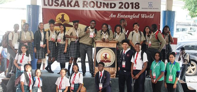RPS Hosts World Scholars Cup Lusaka Round